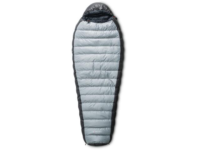 Yeti Fusion 500 - Sac de couchage - M, Zip L gris/noir